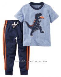 Спортивный костюм Carter&acutes для мальчика 4 года