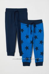 Спортивные  штаны H&M  Old Navy для мальчиков  2-3, 3-4, 5  лет