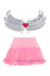 Комплект с крыльями и юбкой H&M для девочек 3-4 и 4-8 лет