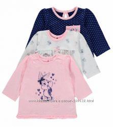 Красивые кофточки George для девочек 9-12 и 12-18  месяцев