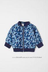 Куртка бомбер H&M для мальчиков  2-3 года