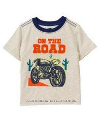 Стильные футболки Crazy8 и Childrens Place для мальчиков 2, 3, 4 и 5 лет