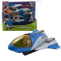 Космический спасательный корабль Майлз из будущего Оригинал