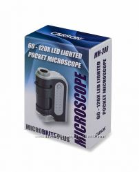 Микроскоп Carson MicroBrite Plus MM-300 Оригинал