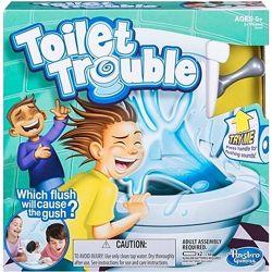 Настольная игра Туалетное приключение Hasbro