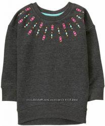 Пуловер Gymboree для девочек 5-6 и 7-8 лет