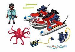 Набор охотники на приведениями Playmobil Zeddemore