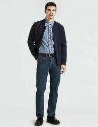 Мужские вельветовые джинсы Levi&acutes 2 цвета