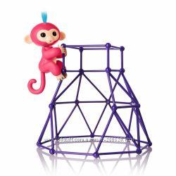 Интерактивная обезьянка с площадкой Aimee Monkey Jungle Gym