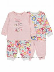 Пижама George для девочки 2-3 года
