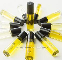 Парфюмерные масла, масляные духи, концентрат, версии известных ароматов.