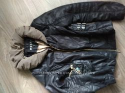 куртка на тонком  синтипоне