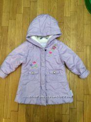 Демисезонное пальто курточка