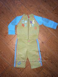 Спортивный костюм Wojcik 68 большемерит на 6-12 мес
