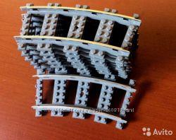 Куплю рельсы Лего LEGO 9v