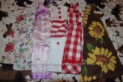 Летние платья-сарафаны 1-4г