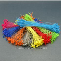 Биркодержатели пластиковые яркие прочные
