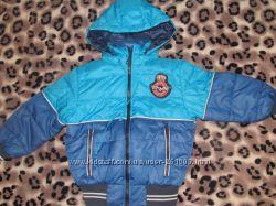 Демосезонная курточка на мальчика 2 года