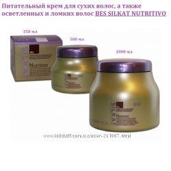 Питательный крем для сухих волос, а также осветленных и ломких волос BES