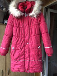 Зимнее пальто фирмы LENE р 140