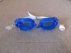 Набор для плавания детский, Очки для плаванья от 6 до 15 лет