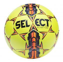 Мяч профессиональный футбольный SELECT 5 FLASH TURF