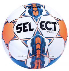 Мяч профессиональный футбольный 5 SELECT TALENTOWOR