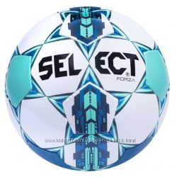 Мяч профессиональный футбольный 5 SELECT FORZA