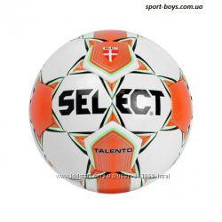 Мяч профессиональный футбольный 5 SELECT TALENTO-14