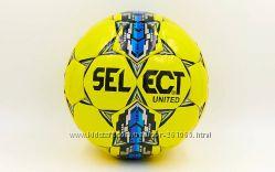 Футбольный мяч SELECT UNITED ST-6492