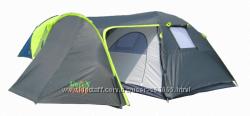 Палатка четырехместная  GREEN CAMP 1009