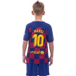 Детская футбольная форма Messi Месси Barcelona Барселона