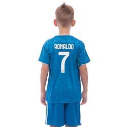 Детская футбольная форма C. Ronaldo Роналдо Juventus Ювентус
