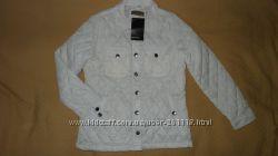 Испанская стеганая куртка Blue&Blouze M наш 36-38