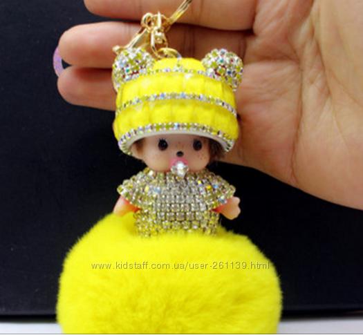 Брелок- куколка