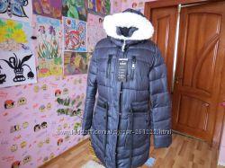 Теплі зимові куртки