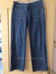 Летние джинсы-капри NEXT