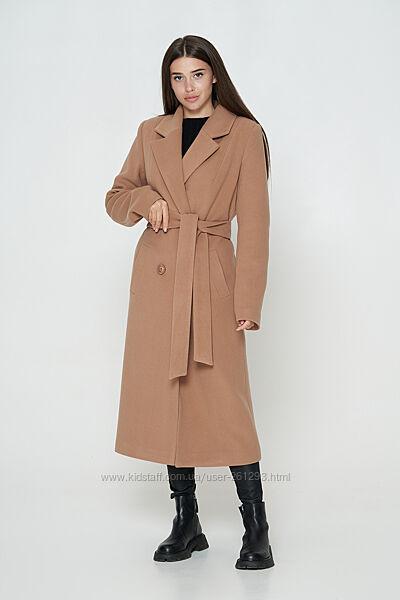 Пальто длинное 115см, фабричное, кашемировое, BLNT 212