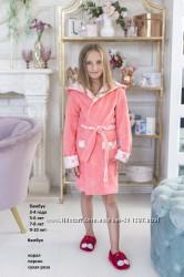 Бамбуковый детский халат