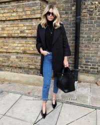 Стильное базовое пальто H&M