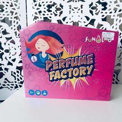 игра -SMIKI парфюмерная Фабрика - набор для создания своего аромата парфюма