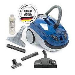 мега помощь в уборке - Пылесос моющий THOMAS TWIN Aquafilter TT уборка