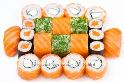 Всё для приготовления суши и роллов. Всегда в наличии. Быстрая доставка.
