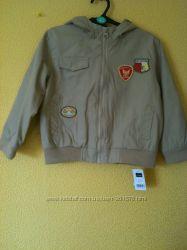 Лёгкая куртка на мальчика 1. 5-2 года, Англия, Dunnes Stores