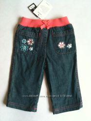 Новые фирменные джинсы на подкладке, Англия