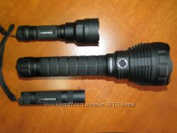 Сверхяркий фонарь для серьезных задач Convoy L6 CREE XHP70 N2-1A 3С