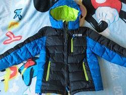 Зимняя термо куртка ТМ Kik Германия, Р.134/140 см.