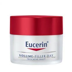 Eucerin Volume Filler Дневной. Ночной. Под глаза