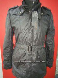 Утепленное мужское курточка-пальтишко на весну, оптом и в розницу