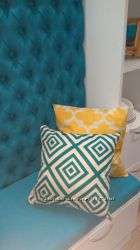 Наволочка для декоративной подушки марокканский стиль